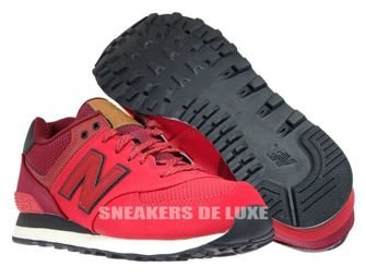 New Balance ML574GPE Red / Dark Red