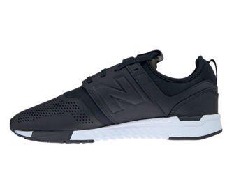 New Balance MRL247VE Black with White