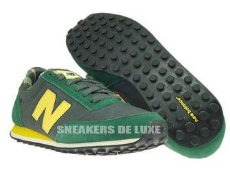 New Balance U410FYG 410 Green / Yellow