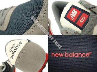 New Balance U410HGN Grey / Navy