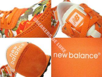 New Balance UL410TSG Salmon