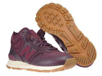 New Balance WH574BC Burgundy