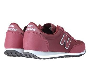 New Balance WL410BUL Burgundy/Light Grey