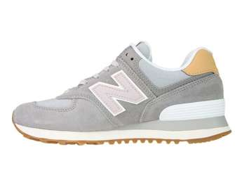 New Balance WL574NA2 Steel with rose water