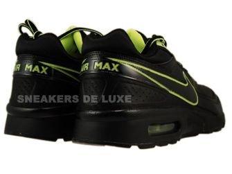 Nike Air BW Classic Black/Black Volt Green 309210-027