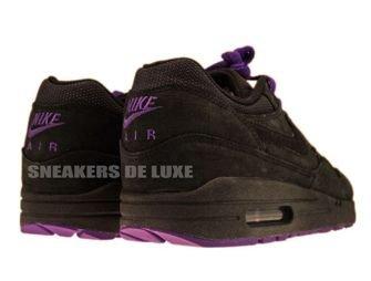 Nike Air Max 1 Air Attack Pack Black Club Purple 308866-007