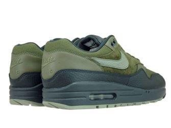 Nike Air Max 1 Premium 875844-201 Medium Olive/Dark Stucco