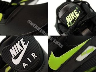 Nike Air Max 90 Black/Grey/Lime 309299-073