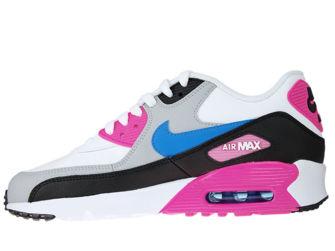 Nike Air Max 90 LTR 833376-107 White/Photo Blue-Black