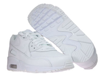 Nike Air Max 90 LTR 833412-100 White/White