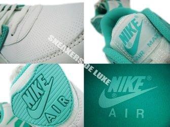 Nike Air Max 90 White/Cool Mint-White 309298-100