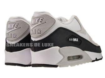 Nike Air Max 90 White/White-Obsidian-Neutral Grey