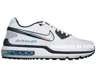 Nike Air Max LTD II White/Metallic Silver-Dark Grey-Chlorine 316391-127