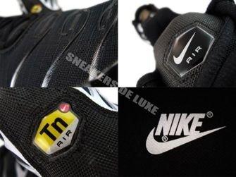 Nike Air Max Plus TN 1 Black/Black White Cool-Grey