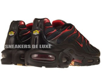 Nike Air Max Plus TN 1 Black/Diablo Red-Anthracite