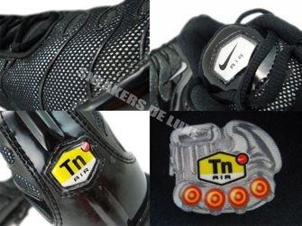 Nike Air Max Plus TN 1 Black/Metallic-Silver Black