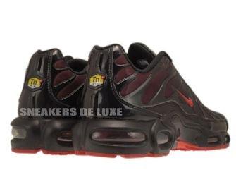 Nike Air Max Plus TN 1 Sport Red/Sport Red-Black