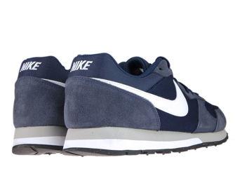 Nike MD Runner 2 749794-410 Midnight Navy/White-Wolf Grey