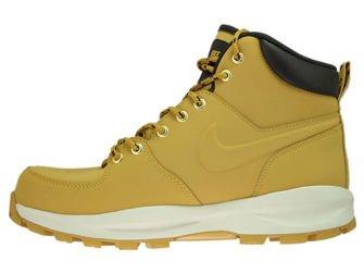 Nike Manoa Leather 454350-700 Haystack/Haystack-Velvet Brown