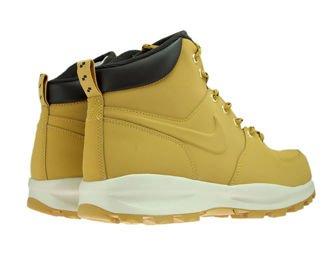 bahía Pase para saber munición  Nike Manoa Leather 454350-700 Haystack/Haystack-Velvet Brown 454350-700 New  Balance \ mens