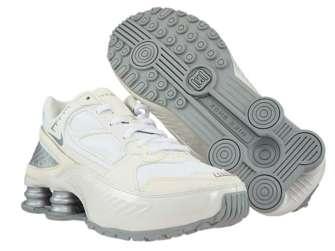 Nike Shox Enigma BQ09001-003 Phanton/Metallic Silver-White