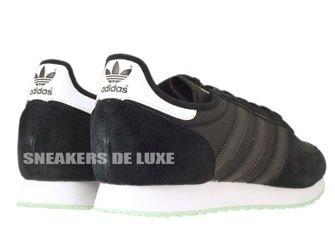 S74982 adidas ZX Racer core black / core black / ftwr whit