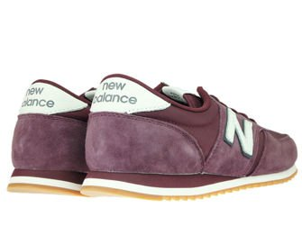 U420BRG New Balance Burgundy with Magnet