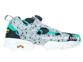 V66115 Reebok InstaPump Fury Black/Grey