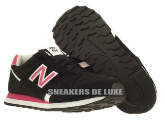 WL554SMK New Balance Black / Pink