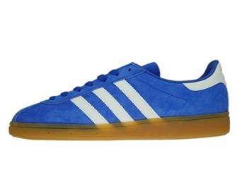 adidas München BB2777 Blue/Ftwr White/Gum