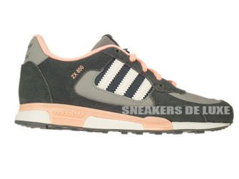 adidas ZX 850 D67821 Lead/Running White/Glow Coral